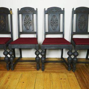chaises-goth
